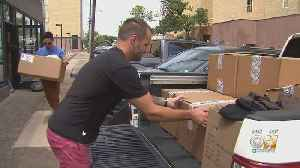 Businesses Come Together To Help Displaced Apartment Residents After Dallas Crane Collapse [Video]