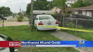 Northwest Miami-Dade Traffic Stop Turns Into Police Chase [Video]