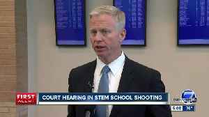 Judge to decide whether STEM School juvenile suspect will still be tried as adult [Video]