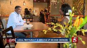 Local restaurant serving up a second chance for felons [Video]