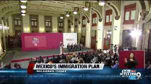 Mexico Immigration Plan [Video]