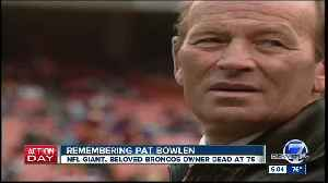 Remembering Pat Bowlen: NFL, Broncos and Colorado communities honor legendary Denver Broncos owner [Video]