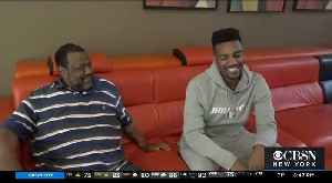 New Jersey Dad Gets Kidney For Father's Day [Video]