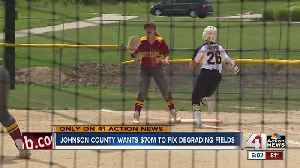 JoCo Parks and Rec mulls field renovations to keep tourney money flowing [Video]