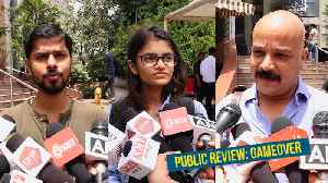 Game Over | Public review of Taapsee Pannu's latest movie [Video]