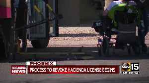 DHS issues notice of intent to revoke license of Hacienda Healthcare [Video]