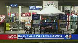 1 Dead, 2 Wounded In Shooting At Corona Costco [Video]