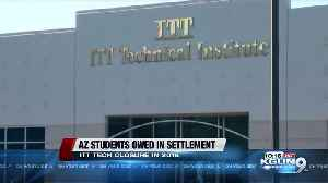 ITT students to receive millions in debt relief in settlement [Video]