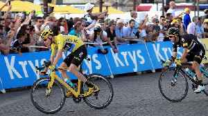 Chris Froome could be racing again in six months [Video]