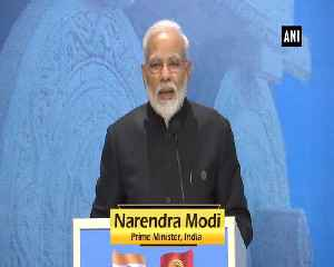 Growth in economical status in India is prominent reason for development across globe PM Modi [Video]