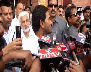 Met Amit Shah to soften PMs heart on special category status CM Jagan Reddy [Video]