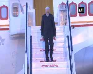 News video: PM Modi arrives in Delhi after concluding his 2-day visit