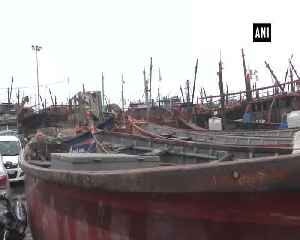 Small scale fisheries affected due to high tides in Gujarats Porbandar [Video]