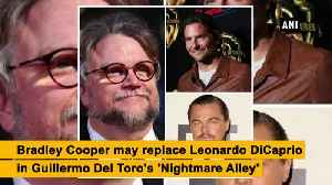 Bradley Cooper may replace Leonardo Dicaprio in Nightmare Alley [Video]