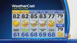 New York Weather: 6/15 CBS2 Morning Weather Headlines [Video]
