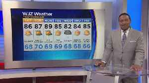 Meteorologist Tim Williams Has Your Updated Forecast [Video]