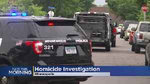 Police Investigate S. Mpls. Shooting Death [Video]
