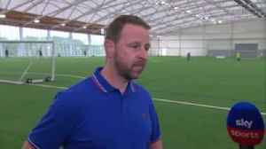 'FA Disability Cup plays vital role' [Video]