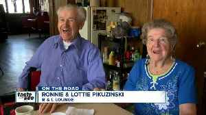Iconic couple still runs the R & L Lounge on Buffalo's East Side [Video]