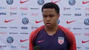 McKennie: 'We want to progress, we want to develop our style' [Video]