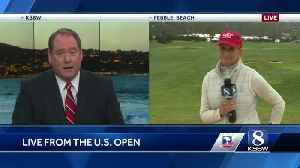 Moving day at the U.S. Open [Video]