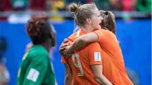 Vivianne Miedema Set Netherlands Record [Video]