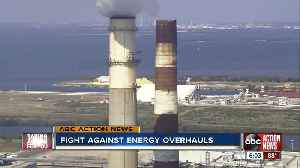 Residents, groups rally against TECO for clean energy [Video]