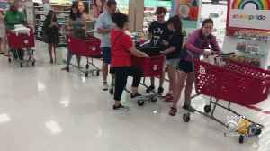 Target Computer Outage Leaves Customers Stranded [Video]