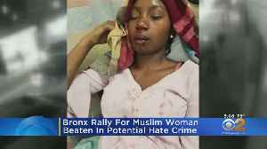 NYPD Now Investigating Hate Crime Against Muslim Woman [Video]