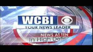 WCBI NEWS AT TEN - JUNE 14, 2019 [Video]