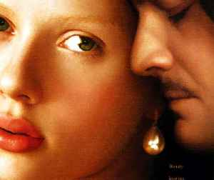 Girl with a Pearl Earring Movie (2003) Scarlett Johansson, Colin Firth, Tom Wilkinson [Video]