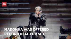 Madonna Dealt With a Lot of Unwanted Sexual Advances [Video]