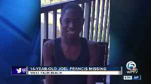 Teen missing in West Palm Beach [Video]