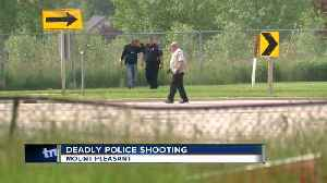 Officer Involved in fatal shooting in Mount Pleasant [Video]