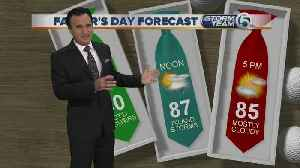 Saturday 11pm weathercast [Video]