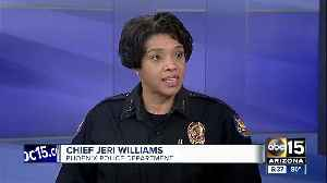 PHX Police Chief responds to shoplifting incident [Video]