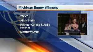 WXYZ staff earns 9 awards at 41st annual Michigan Emmy Awards [Video]
