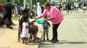 Web Extra: North Omaha celebrates annual Juneteenth Parade [Video]