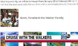 Scott Walker to host Hawaiian cruise [Video]