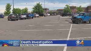 Police Investigate Homicide At Shopping Center Parking Lot [Video]