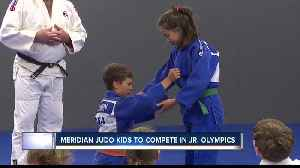 Meridian Judo players prepare to compete in Junior Olympics [Video]