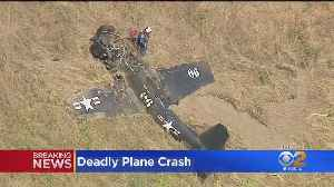 NTSB To Investigate Deadly Porter Ranch Plane Crash [Video]