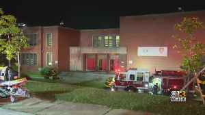 Crews Battle Fire At Baltimore Collegiate School For Boys [Video]