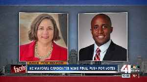 KC mayoral candidates make final push for votes [Video]