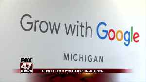 Google holds a workshop in Jackson [Video]