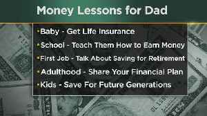 Financial Tips For Fathers [Video]