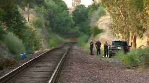 Woman Struck and Killed by Freight Train in Martinez [Video]