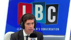 Rory Stewart Offers Nigel Farage Olive Branch On Brexit Negotiations [Video]