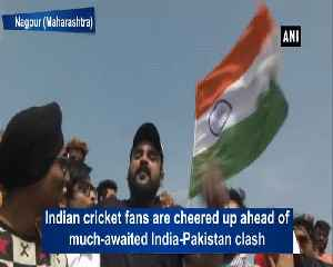 India will steal the show against Pakistan, say fans [Video]