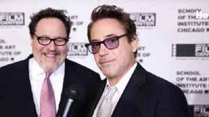 Jon Favreau y Robert Downey Jr. los amigos que cambiaron el Universo Marvel [Video]